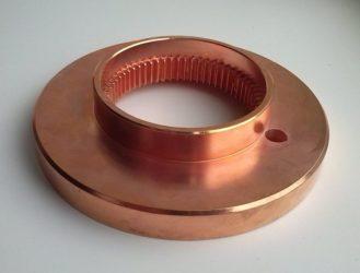 Покрытие латунью металлических изделий