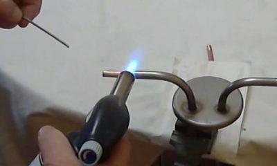 Пайка нержавейки оловом в домашних условиях
