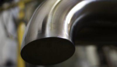 Шлифовка трубы нержавейки