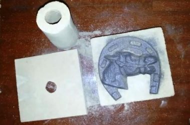 Формовочная смесь для литья алюминия своими руками