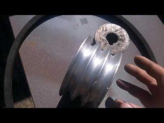 Шкив из алюминия своими руками