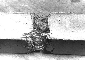 Фибробетон с металлической фиброй инъектирование цементным раствором